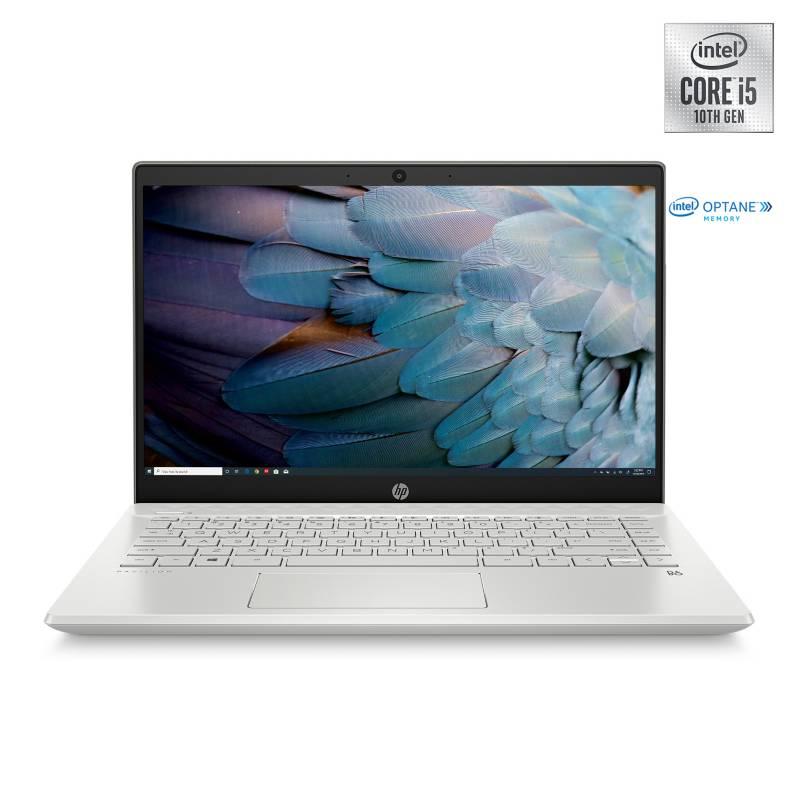 "Hp - Notebook Pavilion 14-ce3014la Intel Core i5 8GB RAM + 16GB Intel Optane 256GB SSD 14"""