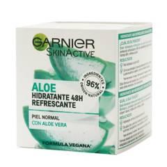 GARNIER SKIN NATURAL FACE - Crema Hidratante Natural Aloe Vera 50Ml