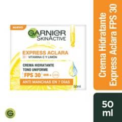 GARNIER SKIN NATURAL FACE - Crema Express Aclarante Spf 30 50 Ml