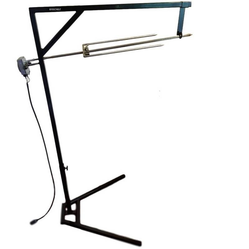 KAS - Asador Spiedo Eléctrico con Pedestal - Barra 75 cm