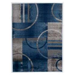 IDETEX - Alfombra Heatset Qatar 160 X 230 Blue