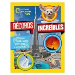 NATIONAL  GEOGRAPHIC - Récords Increíbles.