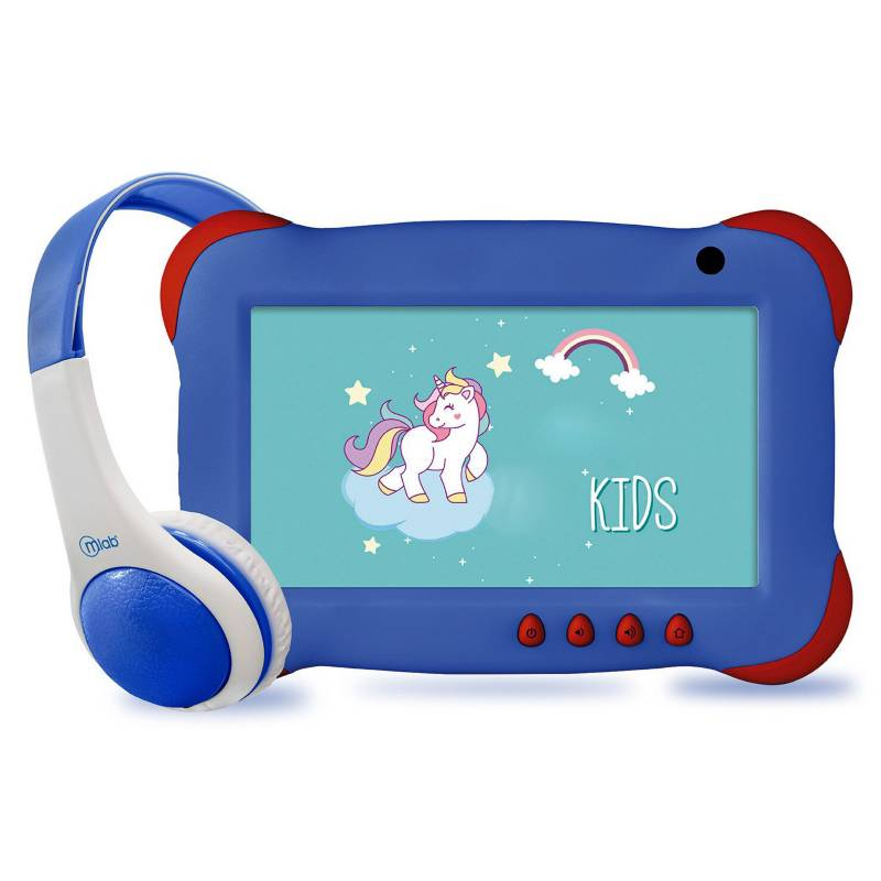 MLAB - Tablet 7 Play And Learn Plus Blue