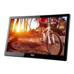 AOC - Pantalla portatil USB 15.6 - AOC - Negro