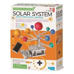 4 M - Hibrido Sistema Solar