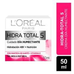 Dermo Expertise - Crema de Día Hidratante Hidra-Total 5 50 Ml