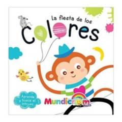 MUNDICROM - La fiesta de los colores