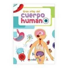 MUNDICROM - Gran atlas del cuerpo humano