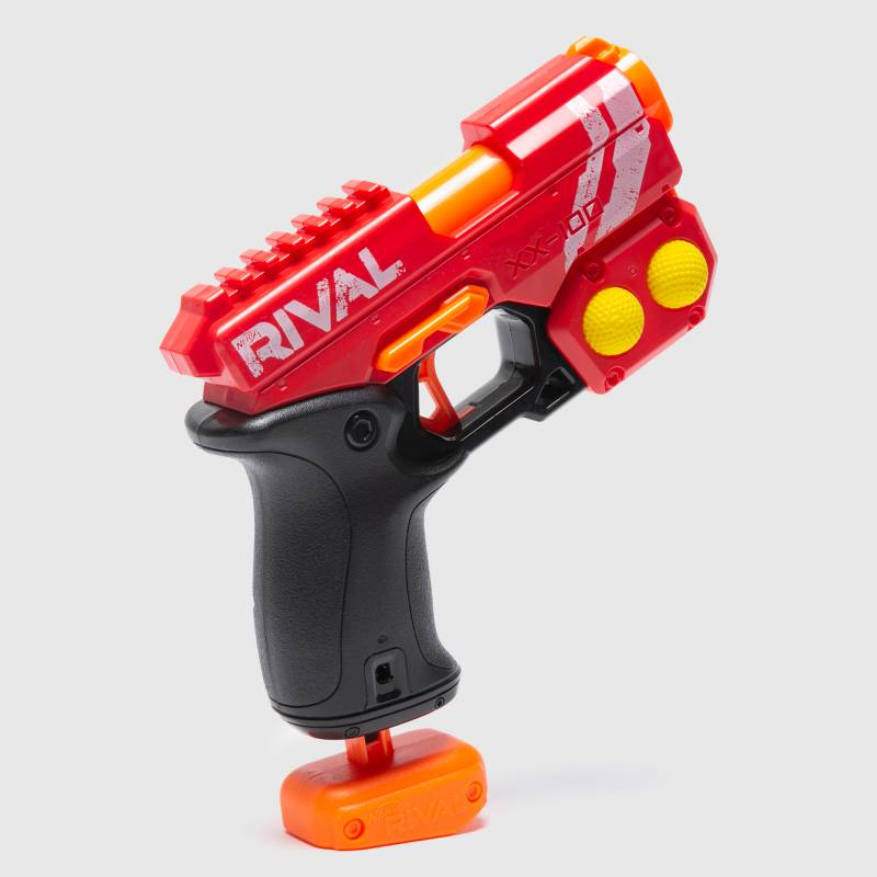 NERF - Lanzadores Nerf Rival Knockout 100 Red