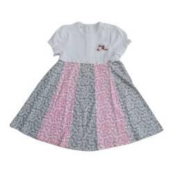 PUMUCKI - Vestido Bebé Rose Girl Pumucki