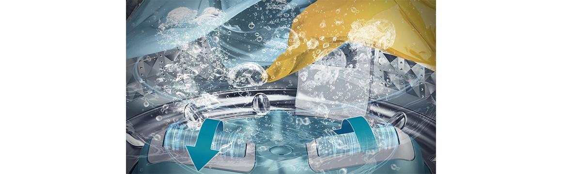 Samsung Lavadora Carga Superior 19 kg Blanco