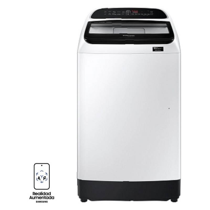 SAMSUNG - Lavadora Automática 15 kg Blanca WA15T5260BW/ZS