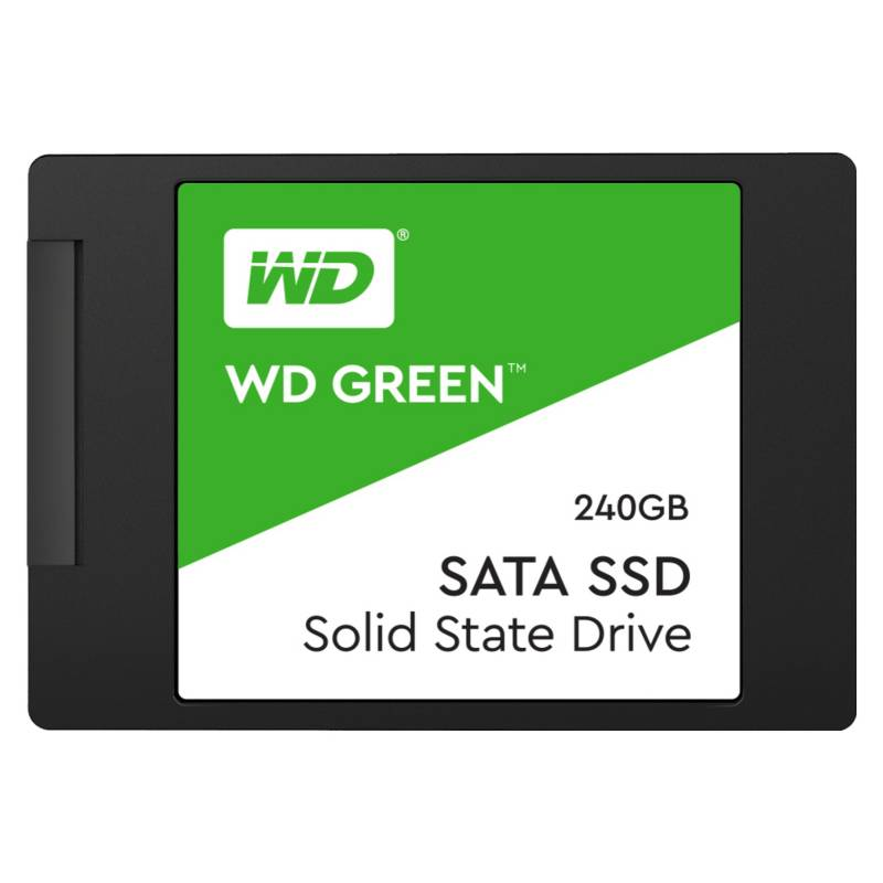 Western Digital - Disco Duro Solido SSD  240GB Green SATA 2.5