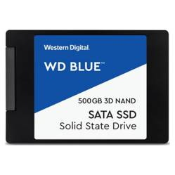 Western Digital - Disco Duro Solido SSD Blue 500GB SATA 2.5