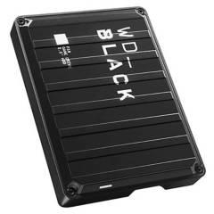Western Digital - Disco Duro Externo WD_Black P10 4TB