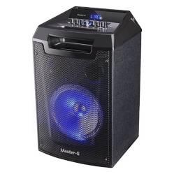 Master-G - Parlante Karaoke Bluetooth Charger Master G  Micr