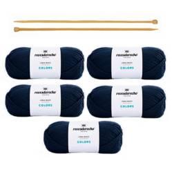 REVESDERECHO - Kit Colors Azul Marino