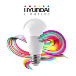 HYUNDAI LIGHTING - Ampolleta Wifi Smart 8W Alexa Google Hyundai