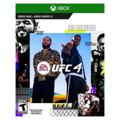 ELECTRONIC ARTS - UFC 4 Xbox One
