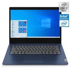 "LENOVO - Notebook Ideapad 3I Intel Core i3-1005G1 4GB RAM 128GB SSD 14"""