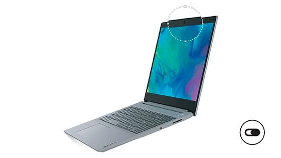 Privacidad Lenovo Ideapad 3i