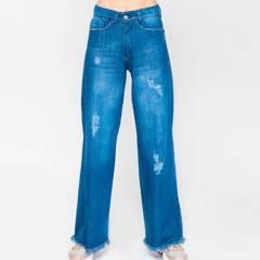 MOMCHIC - Jeans Stella Azul