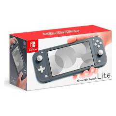 NINTENDO - Consola Nintendo Switch Lite Grey