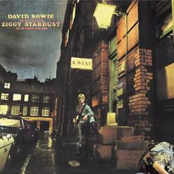 Warner Bros - CD DAVID BOWIE / THE RISE AND FALL