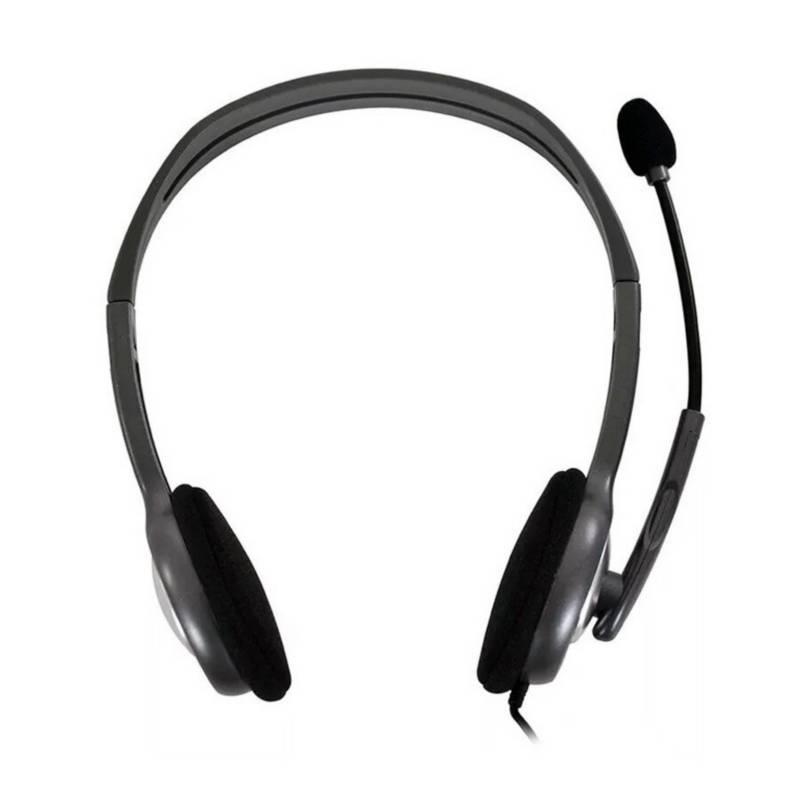 Logitech - Audífonos Headset H111 Con Micrófono Chat