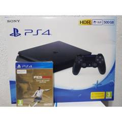 Sony - Play Station 4 500Gb  Pes2019 - Ps4