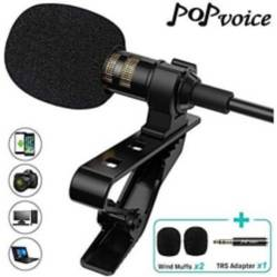undefined - Microfono Para Smartphone - Pop Voice - Negro