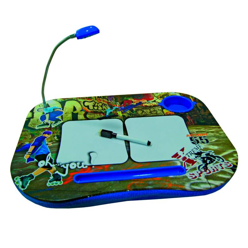 SPOMO - Estación de trabajo infantil  mesa de notebook