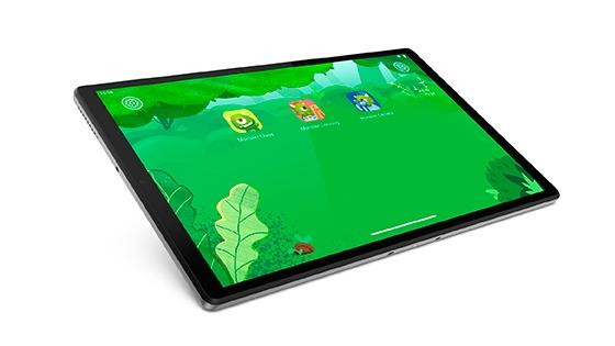Tab M10 Plus de Lenovo para niños