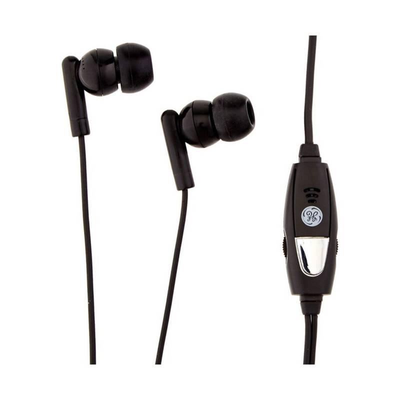 GENERAL ELECTRIC - Audifonos Manos Libres Ge 68968 Con Adaptador Pc