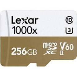 Lexar - Tarjeta de Memoria Microsdxc 256Gb - Lexar