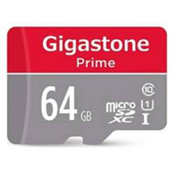Gigastone - Tarjeta de Memoria Microsd 64Gb - Gigastone