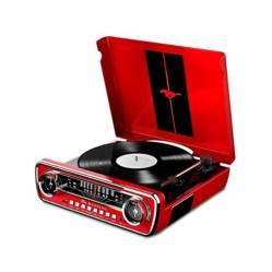 ION - Tornamesa Mustlp Radio Usb Mustang 65