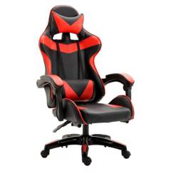 NOVAHUS - Silla Gamer Ultimate Racing - Rojo