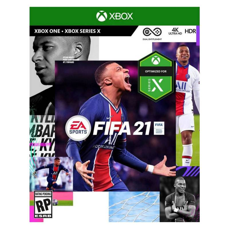 ELECTRONIC ARTS - FIFA 21 XBOX ONE