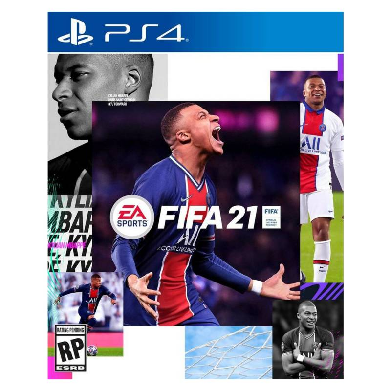 Electronic Arts - FIFA 21 PS4
