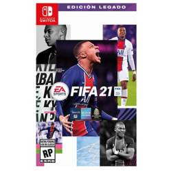 Electronic Arts - FIFA 21 Nintendo Switch