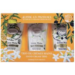 JEANNE EN PROVENCE - Cremas Gift Set Tres