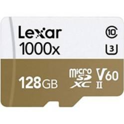 Lexar - Tarjeta Microsdxc Uhs-Ii Profesional Lexar 128 Gb