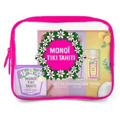 Monoi - Kit Tratamiento Antiage Total