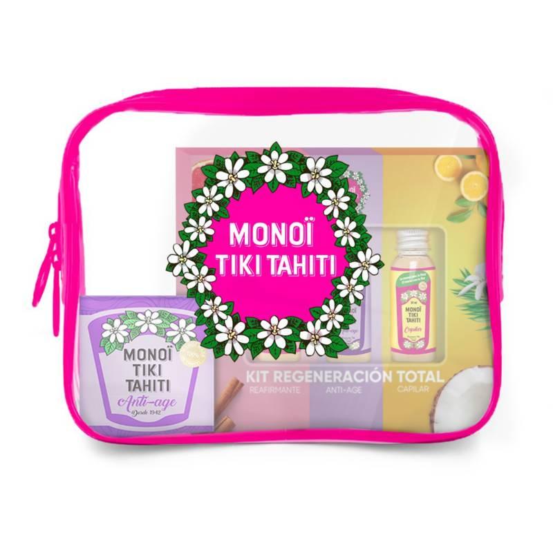 Monoi - Kit Tratamiento Antiage Total
