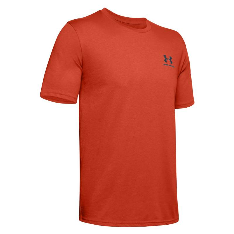 UNDER ARMOUR - Polera Deportiva SS Train Hombre