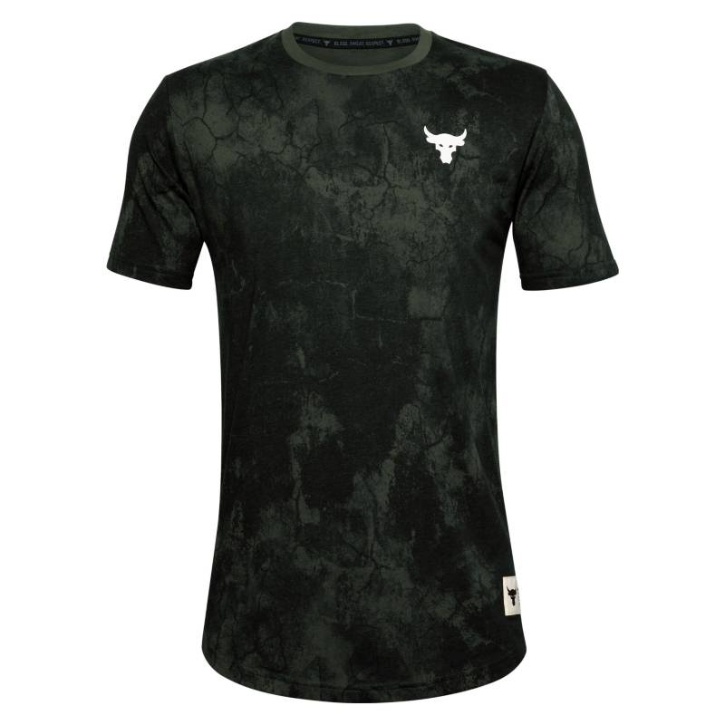 Under Armour - Polera Project Rock Hombre