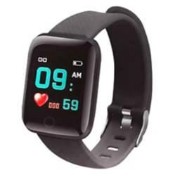 Dblue - Smartwatch Healt Wireless Bt Black / K