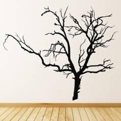 AVERY - Creepy Bare Tree Halloween Ws-17103