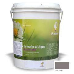 PINTUREC - Esmalte Al Agua RecicladoSatinado Gris T